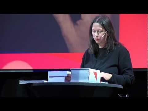 TEDxDelft - Irma Boom - Manifesto for the book