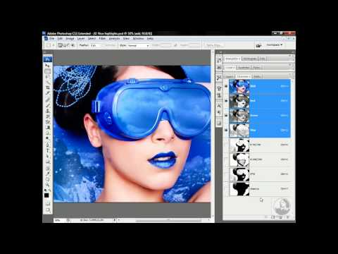 Photoshop: Smart Object first, layer mask second | lynda.com