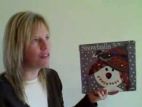 Snowballs | Review Children's Book by Cullen's Abc's