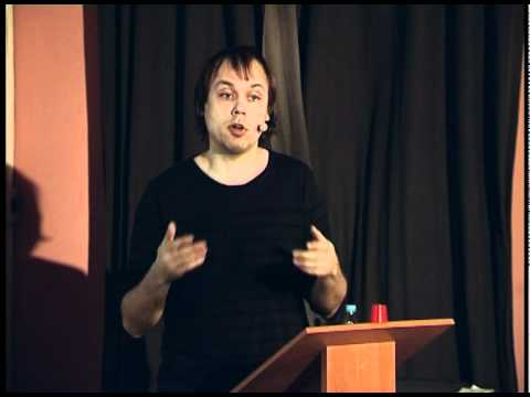 TEDxTurgenevLibrary - Vladimir Kozhekin - Library as Concert Venue
