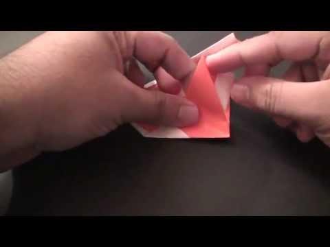 Origami Daily - 077: Santa Clause Ver. 1 - TCGames [HD]