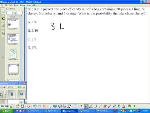 PSSA Grade 7 Math Prep 30