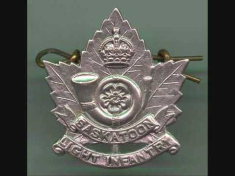 Saskatoon Light Infantry March