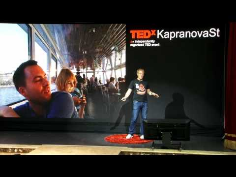Technological present and future of the humanity: Leonid Bugaev at TEDxKapranovaSt