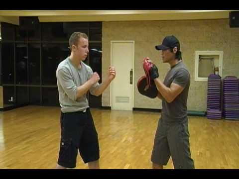 Wing Chun - Swinging Gate (basic drill)