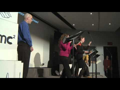 "TEDxPioneerValley - HCC Adult Learning Center - ""A Person with a Dream"""