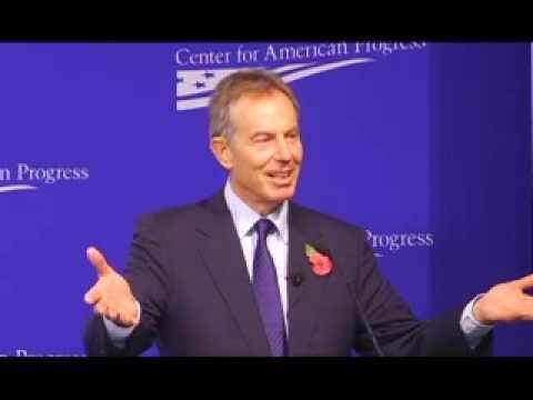 Tony Blair and Arne Duncan on Community Schools