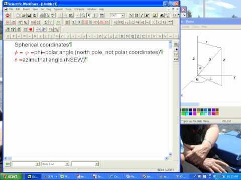 spherical coordinates intro