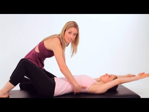 Pilates Mat Warm-Ups: Rib Cage Arms