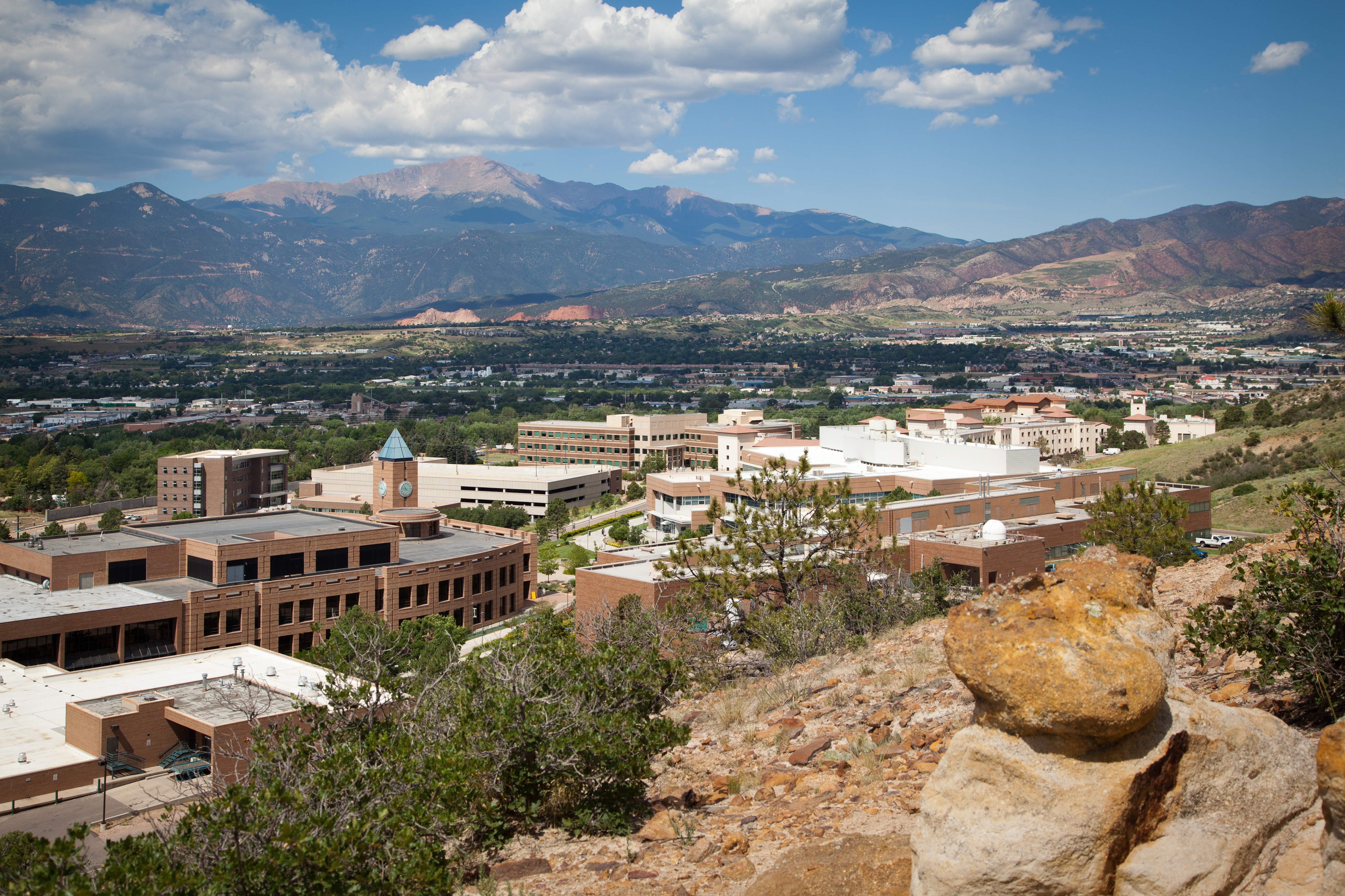 University of Colorado Colorado Springs Helen and Arthur E. Johnson Beth-El College of Nursing & Health Sciences