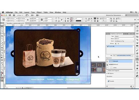 InDesign CS6: Interactive Documents