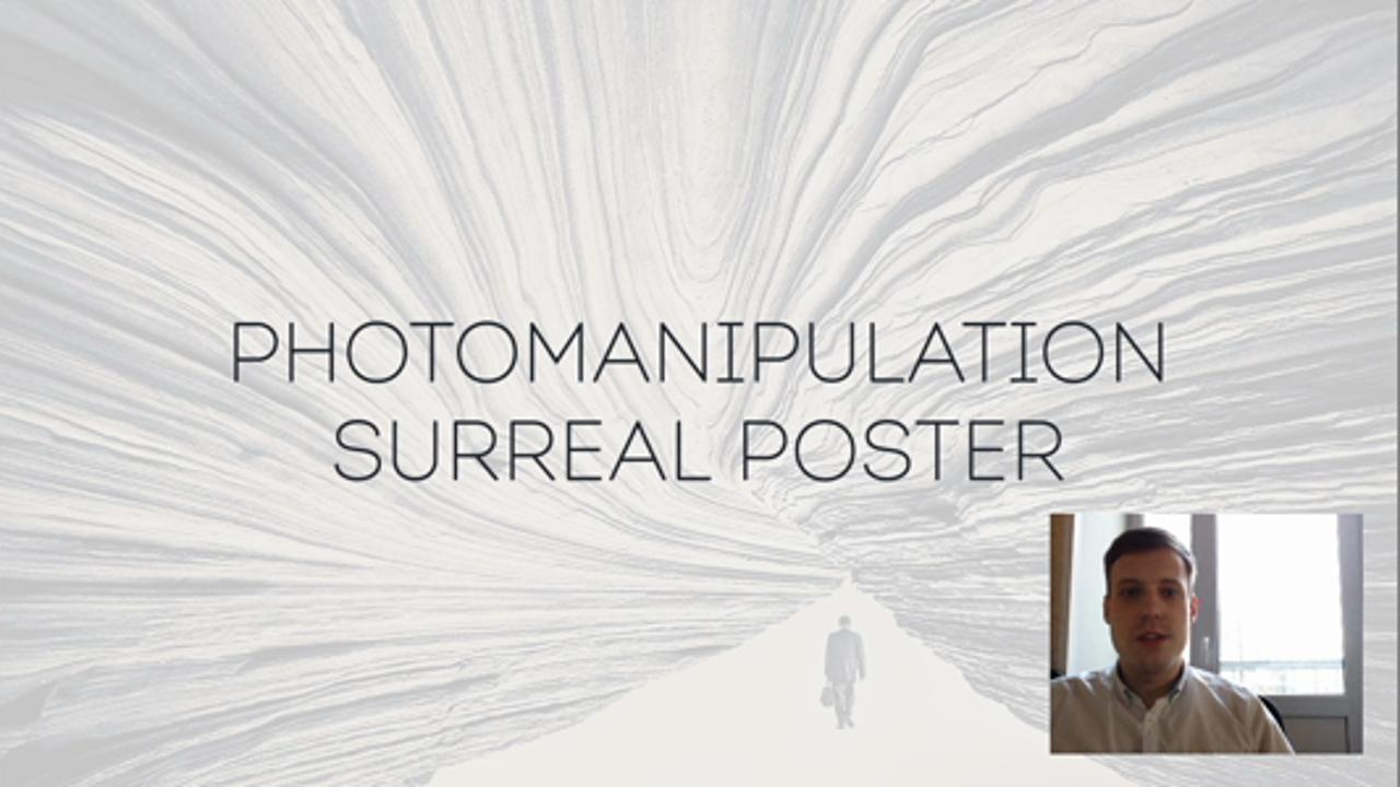Photo Manipulation: Create a Surreal Poster