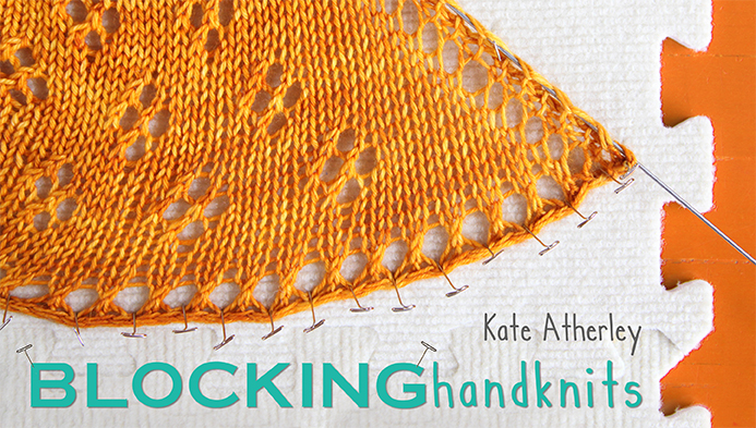 Blocking Handknits