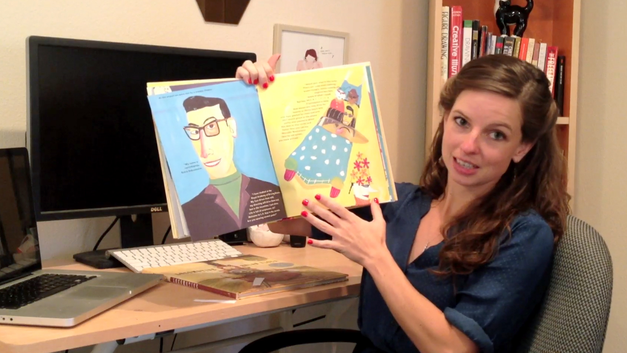 Picture Books II: Illustrate a Story