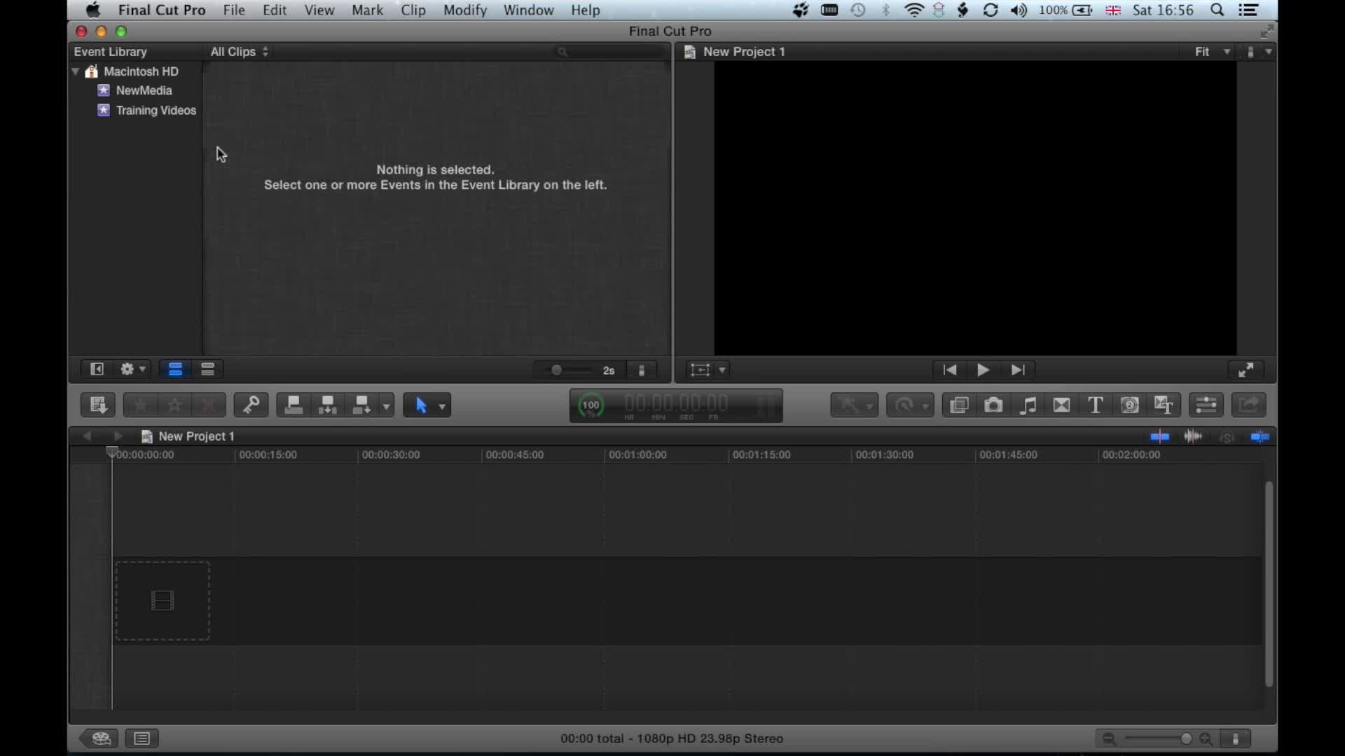 Learn To Edit Using Final Cut Pro X