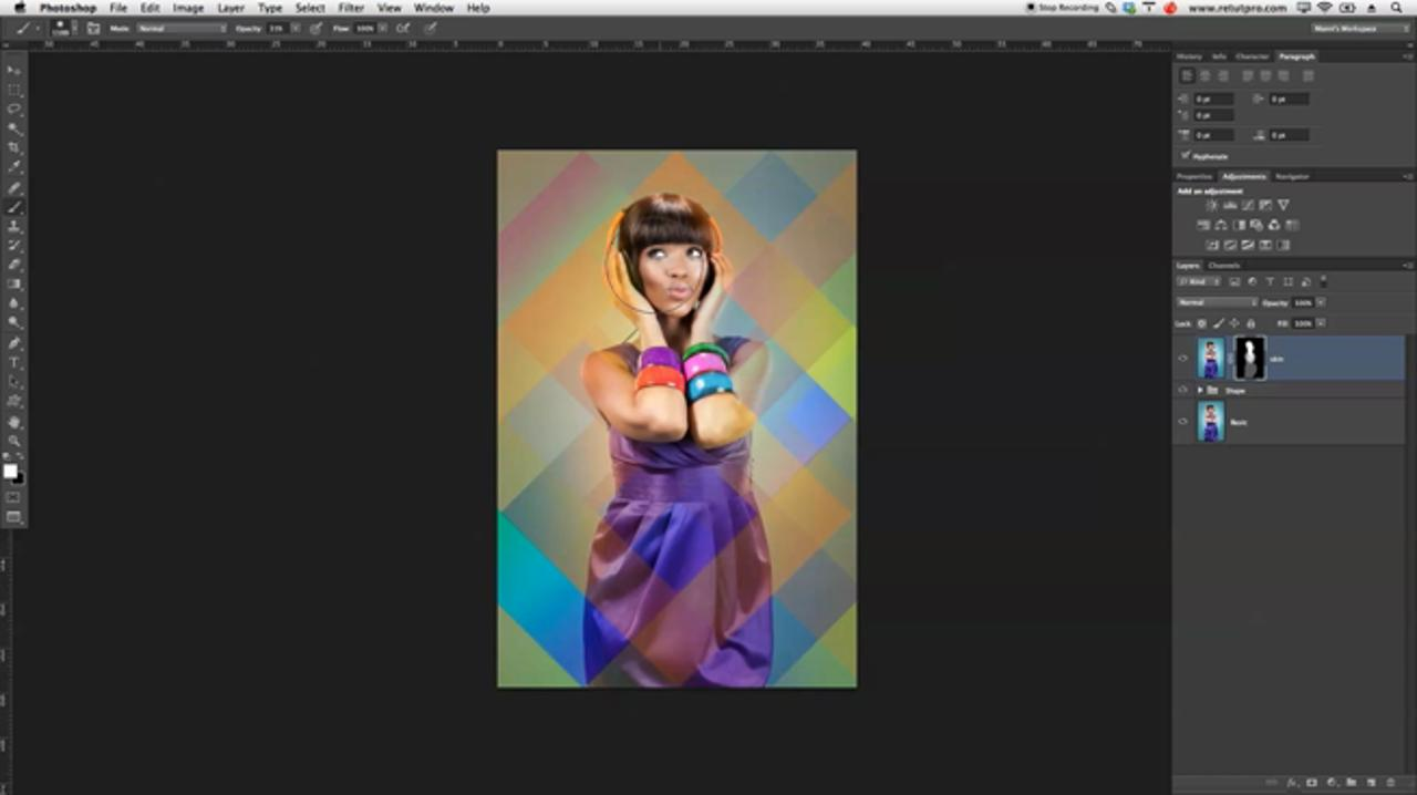 Amazing Color & Design Effects In Photoshop