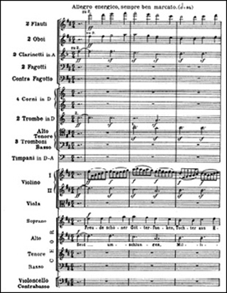 Symphony and Concerto