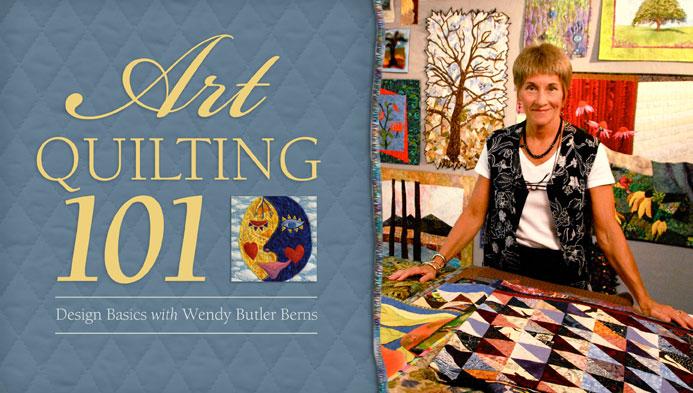 Art Quilting 101
