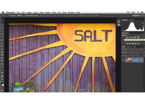 Photoshop for Photographers: Color Emphasis