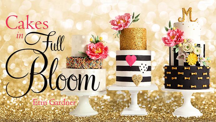 Cakes in Full Bloom