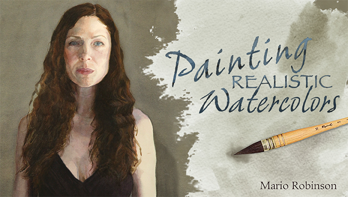 Painting Realistic Watercolors