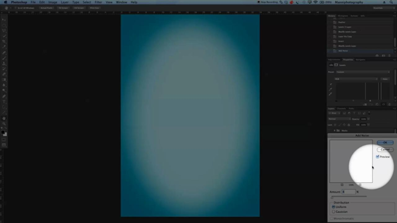 Create A New Background in Photoshop