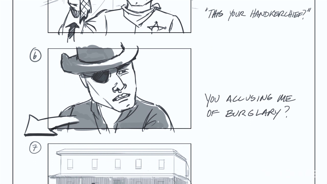 Storyboarding for Film: Illustrating Scripts and Stories