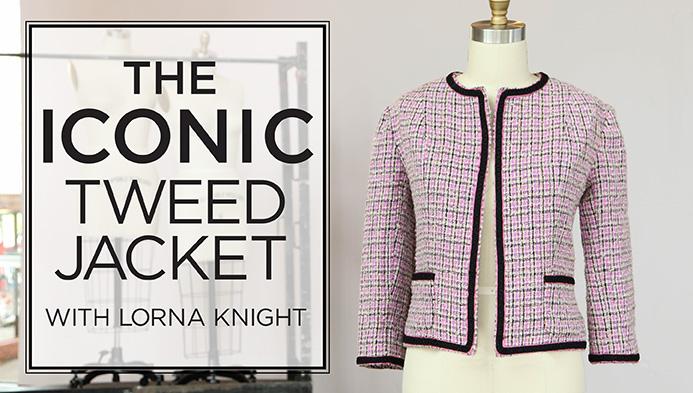 The Iconic Tweed Jacket