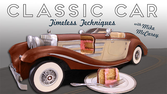 Classic Car, Timeless Techniques