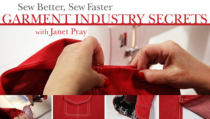 Sew Better, Sew Faster