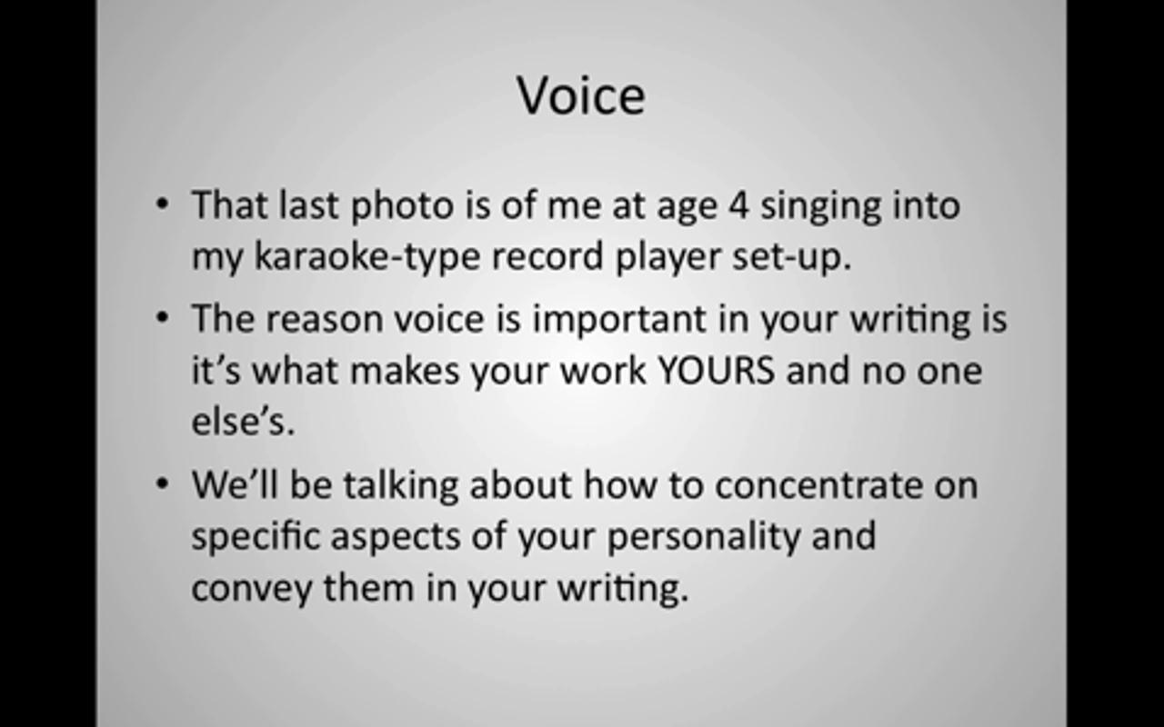 Finding Your Writing Voice: How to Express Your Unique Self in Your Work