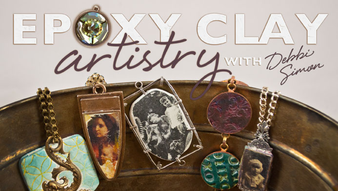 Epoxy Clay Artistry