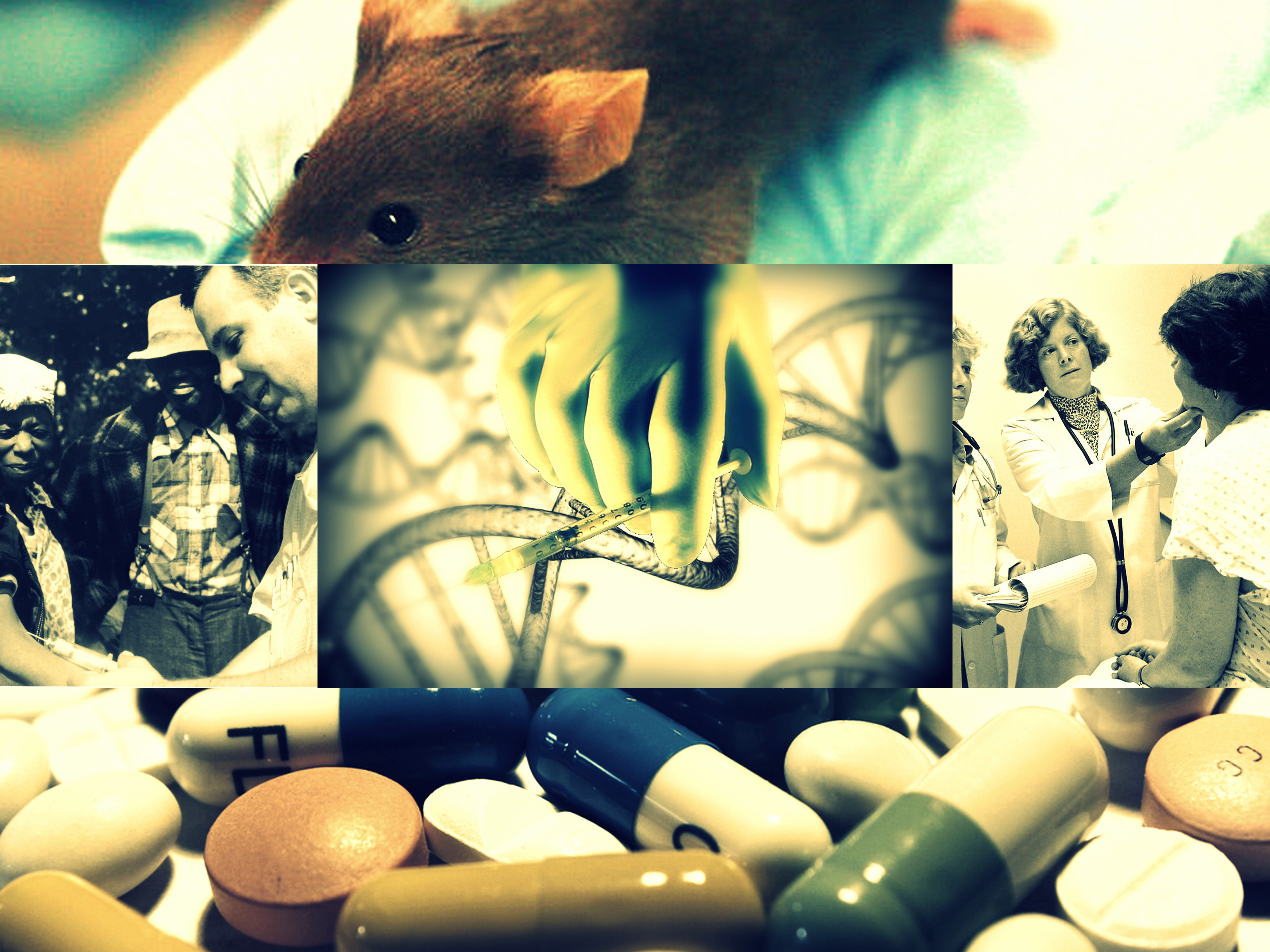 Guinea Pigs, Heroes & Desperate Patients: The History & Ethics of Human Research