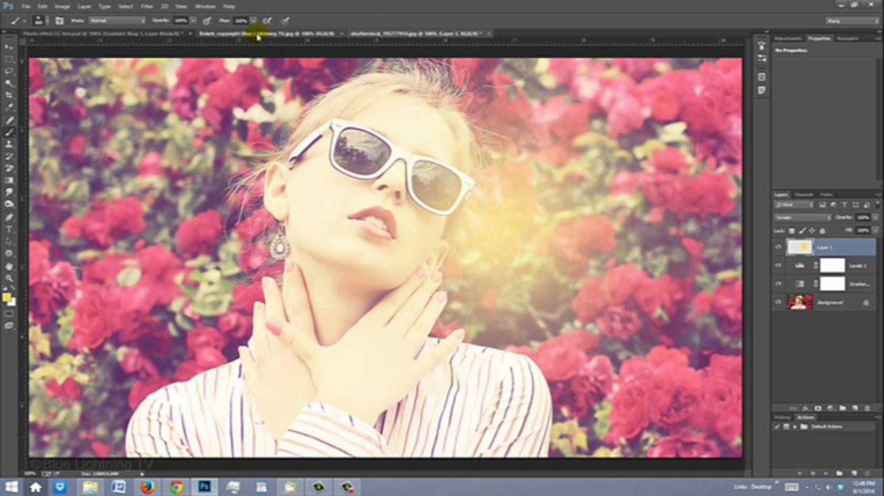 Photoshop: Transform Photos into Beautiful, Romantic Images