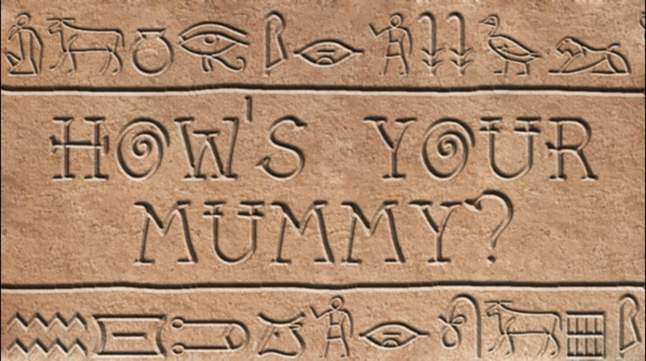 Photoshop: How to Carve Egyptian Hieroglyphics & Text into a Stone Wall