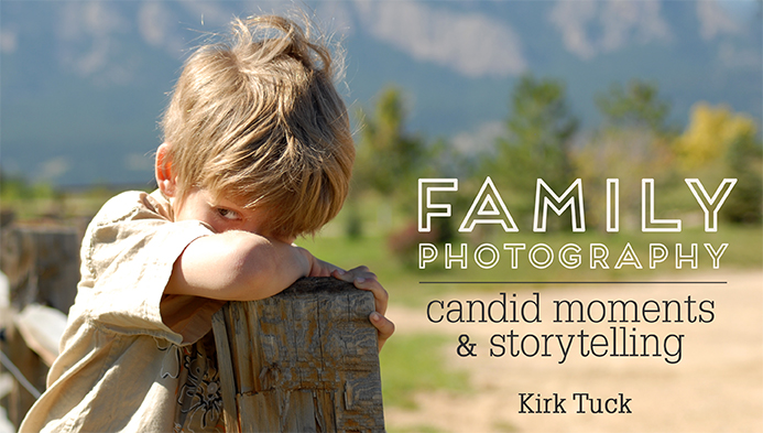 Family Photography: Candid Moments & Storytelling