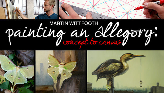 Painting an Allegory: Concept to Canvas