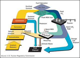 Systems Analysis of the Nuclear Fuel Cycle