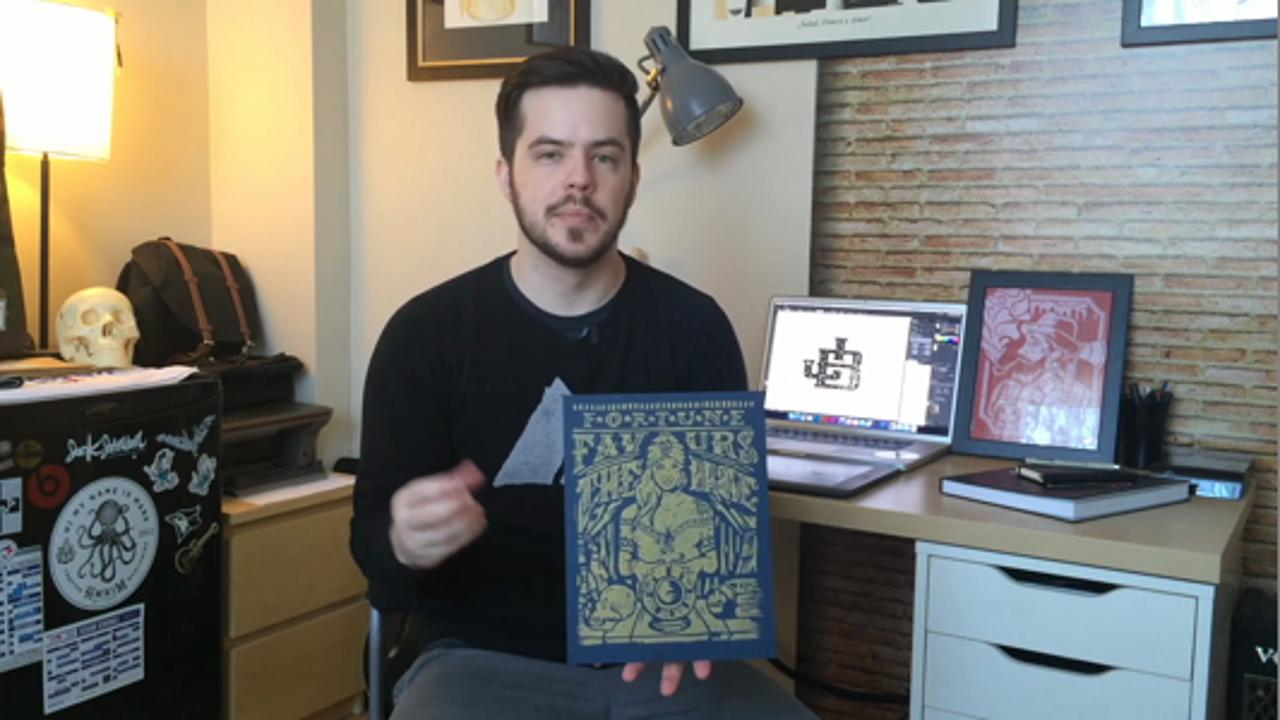 Block Printing: Design & Create Your First Print!