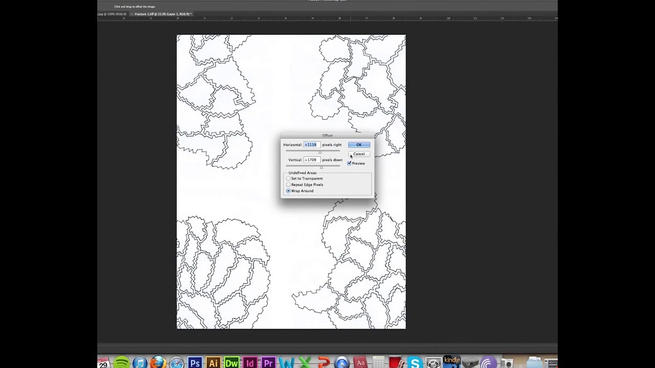 Pattern Design: Creating Repeat Patterns From Your Illustrations & Paintings