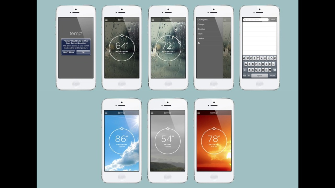 Design Beautiful Apps: iOS App Design (UX)