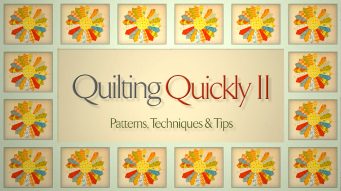 Quilting Quickly II