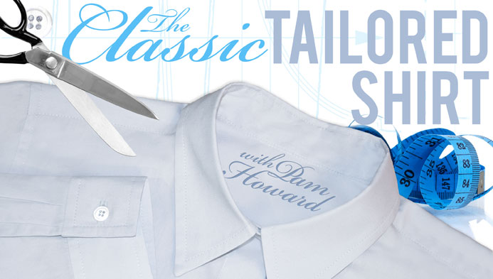 The Classic Tailored Shirt
