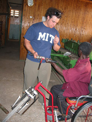Wheelchair Design in Developing Countries