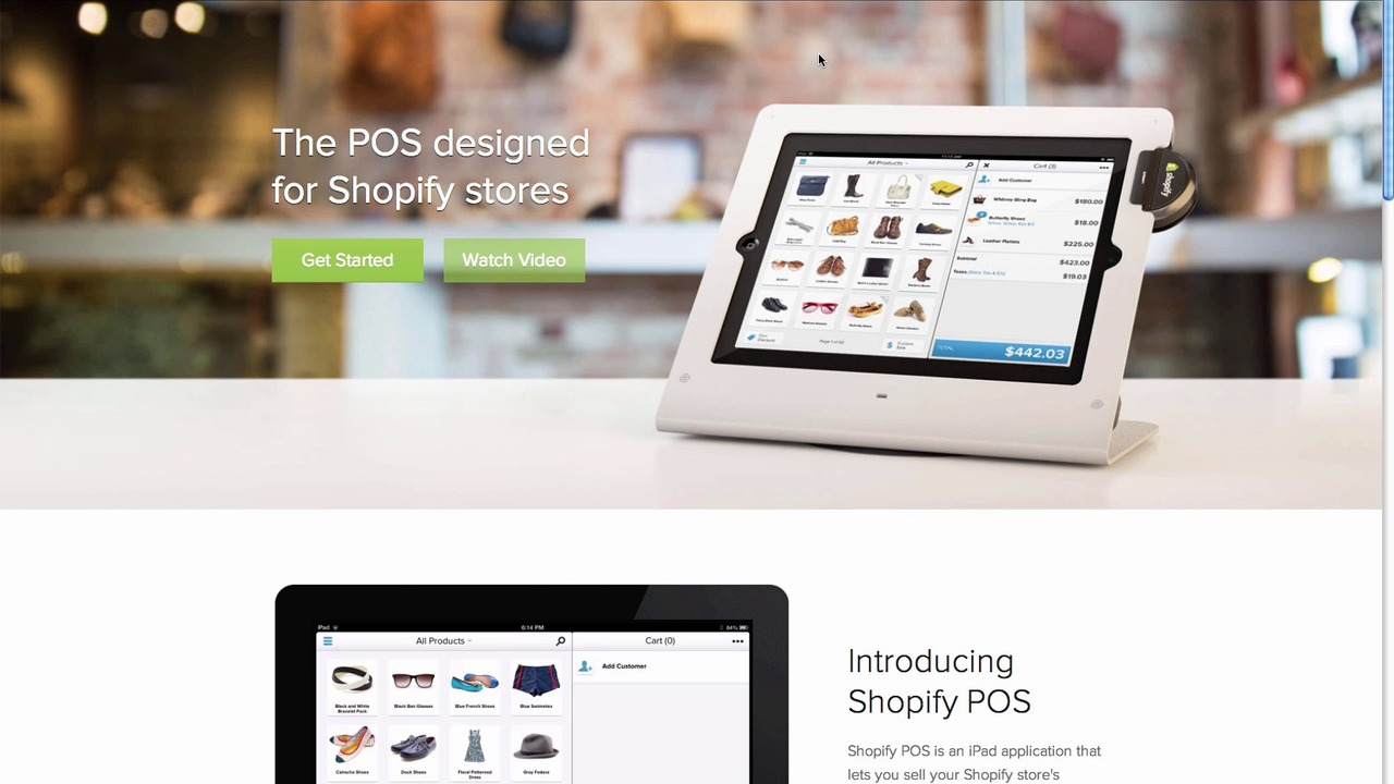 Start Selling Your Products Online with Shopify