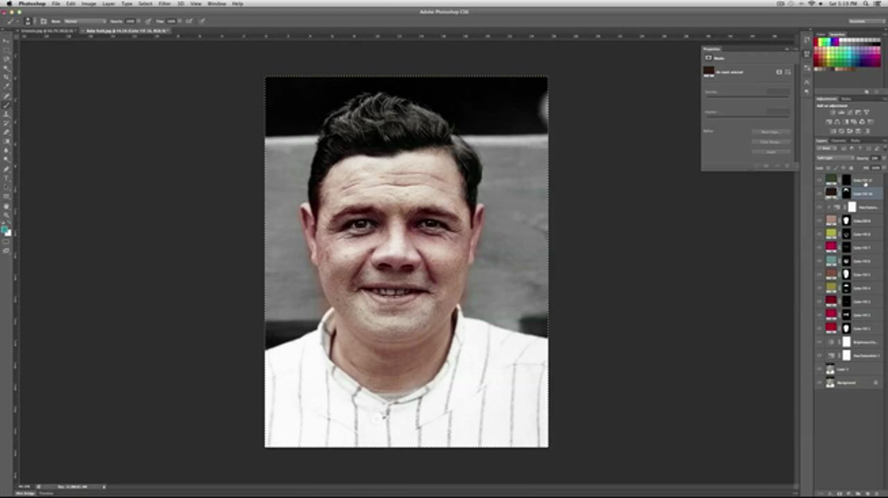 Photo Colorization in Photoshop: Bring B&W Photographs to Life