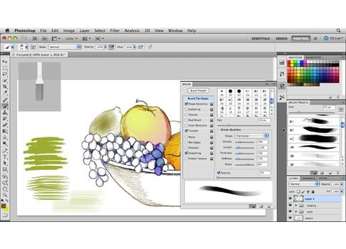 Photoshop CS5 New Features