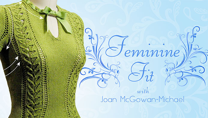 Feminine Fit: Bust Shaping Techniques