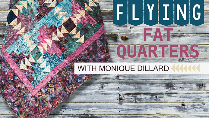 Flying Fat Quarters