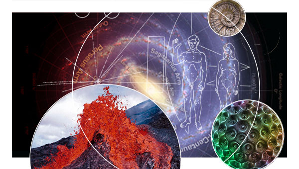 Origins - Formation of the Universe, Solar System, Earth and Life